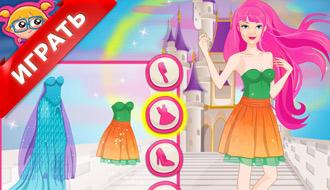 Барби - Из принцессы в рок-звезду