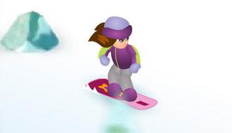 Сноуборд и Барби