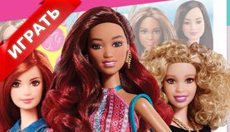Барби - показ мод 2015