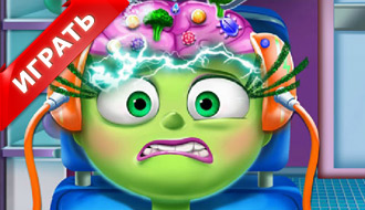 Головоломка - Операция на мозгу