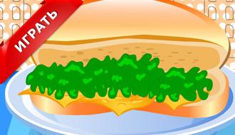 Украшаем хот-доги
