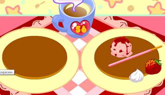 Готовим пирожные