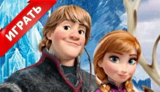 Холодное сердце: морозные танцы с Олафом