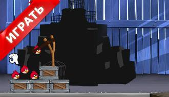 Игры Angry Birds Rio