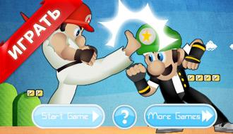 Марио бродилки