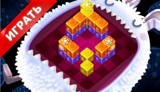 Кубики пазлы