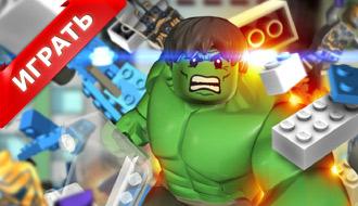 Лего Халк