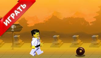 Лего каратэ
