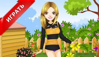 Пчелка из медовых сот