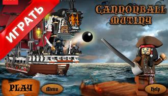 Онлайн игра пиратов Карибского моря