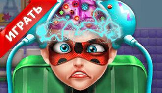 Операция на голове Леди Баг