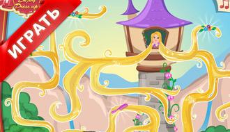 Приключения малышей принцесс