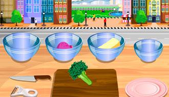 Рецепты с броколли