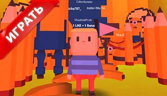Онлайн игра Роблокс и Миньоны