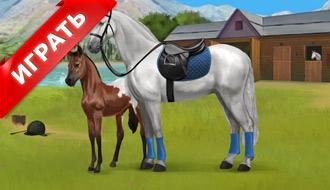 Симулятор коневодства