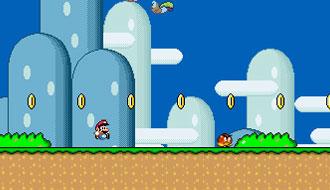 Супергерой Марио