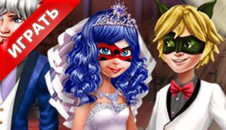 Свадебный костюм Леди Баг