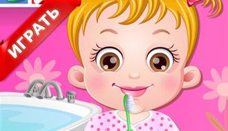 Умывание деток