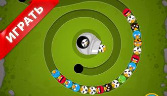 Зума Angry Birds