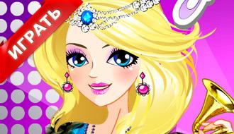 Игра для девушек – салон красоты