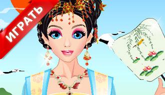 Королева красоты Азии