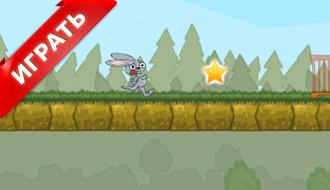 Игра про кролика