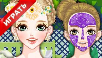 Уход за лицом и макияж