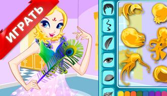 Игры для девочек - парикмахерская
