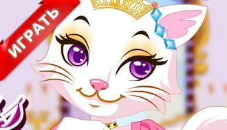 Арабская кошка принцесса