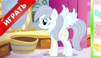 Игры дружба это чудо: создай свою пони