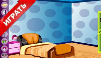 Онлайн игры комнаты