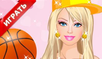 Спортивная Барби