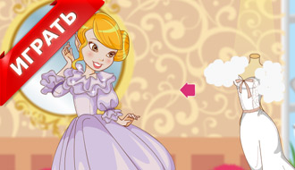 Игра про свадебную фею
