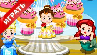 Торт принцесс