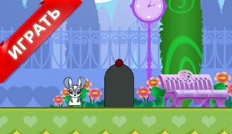 Игры приключения кролика