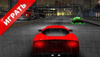 3D гонка на машине