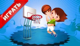 Баскетбольный мячик