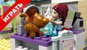 Лего Френдс - Готовить сок