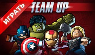 Лего: Команда супергероев