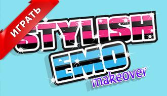 Эмо-макияж