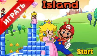 Марио и принцесса на двоих