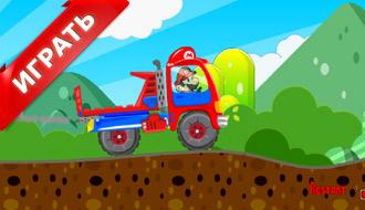 Гоночки Марио