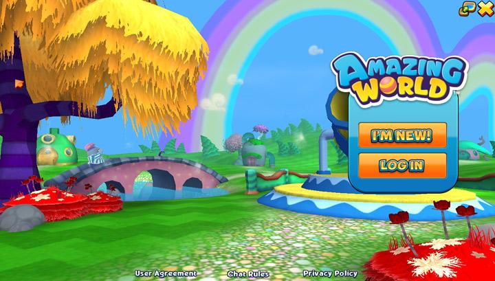 Мир-животных-Главная играть онлайн