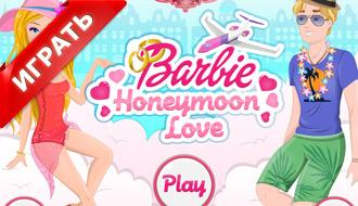 Новая игра Барби и Кена
