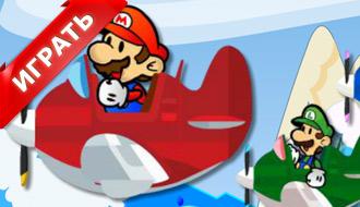 Новая игра Марио