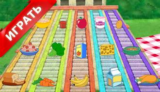 Игры для детей онлайн - Даша следопыт
