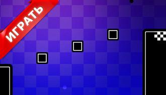 Платформер кубика