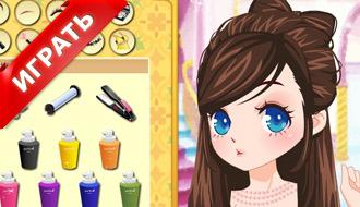 Причёска девочки
