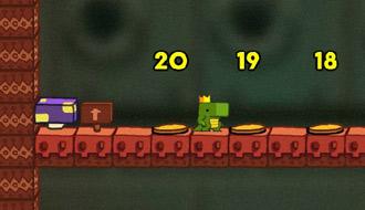 Приключения крокодила