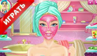 Реальный макияж Катрины